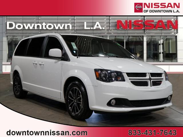 Pre Owned 2019 Dodge Grand Caravan Gt Wagon