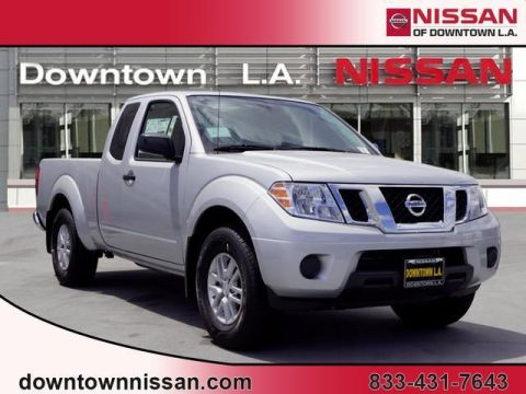 New 2019 Nissan Frontier King Cab 4x2 SV-I4 Manual