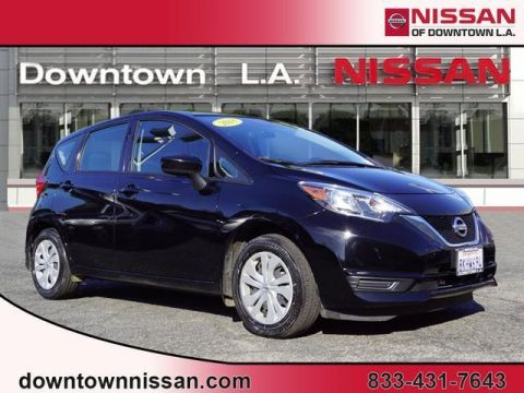 Certified Pre-Owned 2018 Nissan Versa Note S CVT