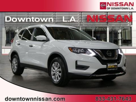 2018 Nissan Rogue FWD S